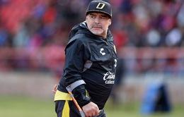 Diego Maradona chỉ trích ĐT Argentina sau thất bại trước ĐT Venezuela
