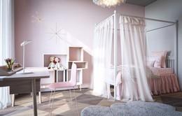 Thiết kế phòng ngủ mang lại cảm hứng cho trẻ em