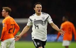 Kết quả bóng đá vòng loại EURO 2020 sáng 25/3: ĐT Đức thắng kịch tính ĐT Hà Lan, ĐT Croatia bất ngờ bại trận