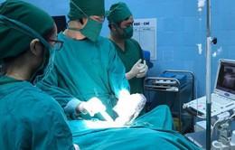 Sinh thiết vú có hỗ trợ thiết bị hút chân không