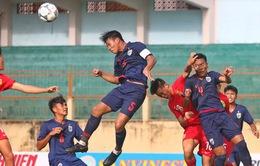 U19 Việt Nam 0-0 U19 Thái Lan: Trận hòa tiếc nuối