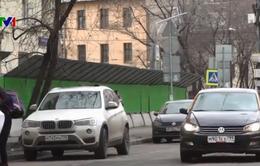 Bùng nổ dịch vụ chia sẻ ô tô ở Moscow