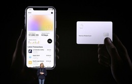 SỐC: Apple phát hành thẻ tín dụng Apple Card!