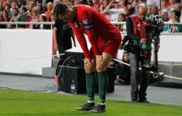 C.Ronaldo dính chấn thương, có khả năng lỡ đại chiến Juventus - Ajax