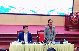 Vụ việc ở chùa Ba Vàng: Bà Phạm Thị Yến đã trở về TP Hạ Long, bị xử phạt 5 triệu đồng