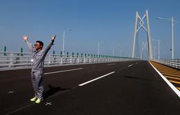 Đài Loan, Trung Quốc xây cầu dây văng dài nhất thế giới