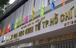 Đại học Kinh tế TP.HCM bị làm giả con dấu