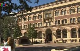 Bộ Giáo dục Mỹ điều tra 8 trường đại học sau bê bối hối lộ