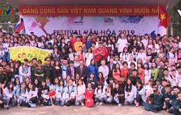 """Tưng bừng Festival """"Đa sắc màu Việt-Nga 2019"""""""