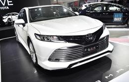 Nóng: Ảnh thực tế Toyota Camry 2019 sắp ra mắt tại Việt Nam