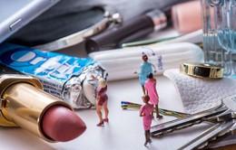 Ngỡ ngàng trước sức sáng tạo trong thế giới thu nhỏ từ những vật dụng thường ngày