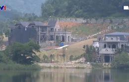 Hà Nội sẽ xử lý dứt điểm sai phạm đất rừng Sóc Sơn