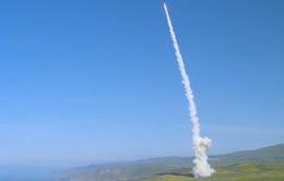 Mỹ thử nghiệm thành công hệ thống phòng thủ tên lửa đạn đạo liên lục địa
