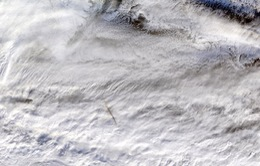 NASA công bố hình ảnh vụ nổ thiên thạch cực mạnh