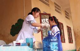 Nâng cao ý thức cộng đồng trong phòng chống bệnh giun lây truyền qua đất