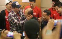 Người hùng World Cup 2002 tìm gặp HLV Park Hang-seo chúc mừng
