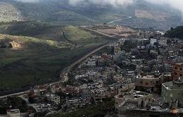 Châu Âu phản đối việc Mỹ công nhận Cao nguyên Golan