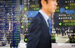 Nhiều sàn chứng khoán châu Á quay đầu giảm điểm