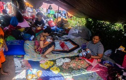 6 tháng sau thảm họa sóng thần tại Indonesia, hàng nghìn trẻ em vẫn sống trong cảnh vô gia cư