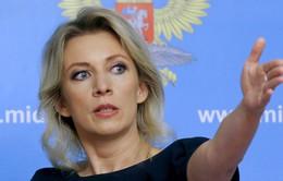 """Nga yêu cầu truyền thông Mỹ xin lỗi vì đưa ra cáo buộc """"vô căn cứ"""""""
