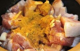 Món ngon mỗi ngày: Thịt ba chỉ kho ngũ vị hương thơm nức mũi