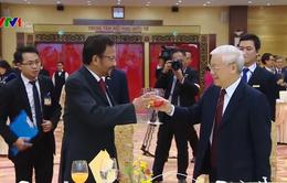 Tổng Bí thư, Chủ tịch nước chiêu đãi Quốc vương Brunei