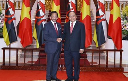 Thủ tướng: Coi hợp tác biển là một trụ cột trong quan hệ Việt Nam - Brunei