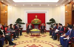 Đức sẵn sàng hợp tác với Việt Nam trong các lĩnh vực