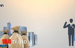 Doanh nghiệp bất động sản xuất ngoại tìm vốn