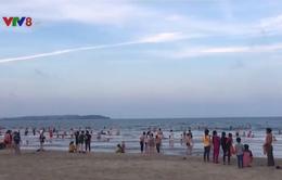 Quảng Ngãi: Gia tăng nhiều học sinh tắm biển đuối nước do ao xoáy