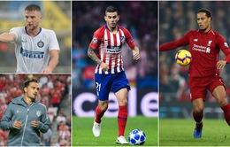 Thống kê: Siêu bom tấn của Bayern đáng tiền hơn Van Dijk