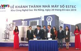Đà Nẵng: Khánh thành thêm một nhà máy tại Khu công nghệ cao