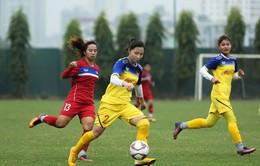 Tối 28/3, ĐT nữ Việt Nam lên đường tham dự vòng loại 2 Olympic 2020