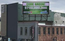 Giải độc đắc Powerball 768 triệu USD ở Mỹ đã có chủ