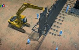 Mỹ chi 1 tỷ USD xây bức tường biên giới với Mexico