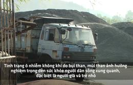 Đà Nẵng: Bãi chứa than giữa khu dân cư gây ô nhiễm trầm trọng