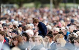 New Zealand tưởng niệm các nạn nhân vụ xả súng ở Christchurch