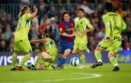 """Bình chọn bàn thắng đẹp nhất lịch sử Barca: Gọi tên """"thánh"""" Messi"""