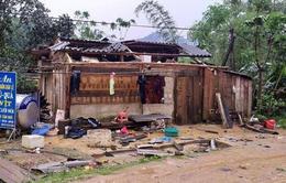 Hàng trăm hộ dân tại Lạng Sơn bị tốc mái nhà do tố lốc