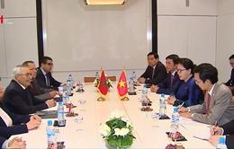 Chủ tịch Quốc hội tiếp Hội Hữu nghị Maroc - Việt Nam