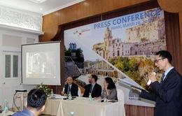 """EU giới thiệu hai """"Thủ đô văn hóa châu Âu 2019"""" với Việt Nam"""