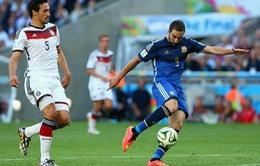 Giã từ ĐT Argentina, Higuain phản pháo chỉ trích từ World Cup 2014