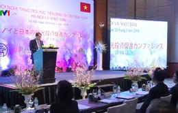 Hợp tác xúc tiến đầu tư, du lịch giữa Hà Nội - Nhật Bản