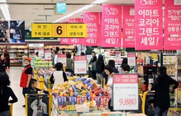 Hàn Quốc cấm sử dụng túi nilon dùng một lần tại các siêu thị