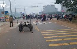 Khởi tố vụ án xe khách tông đoàn đưa tang làm chết 7 người tại Vĩnh Phúc