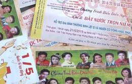 TP.HCM: Mạo danh cán bộ phường ép dân mua vé xem văn nghệ