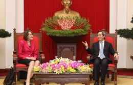 Canada - Việt Nam hợp tác trong lĩnh vực ứng phó biến đổi khí hậu