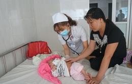 Nhiều trẻ mắc bệnh sởi bị biến chứng do chưa được tiêm ngừa