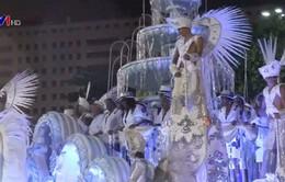 Bắt đầu mùa lễ hội Carnival tại Brazil