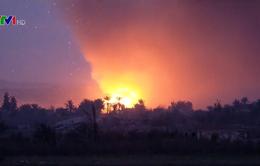Cuộc chiến tại thành trì cuối cùng của IS